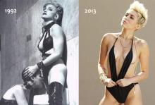 Miley-Cyrus-vs-Madonna