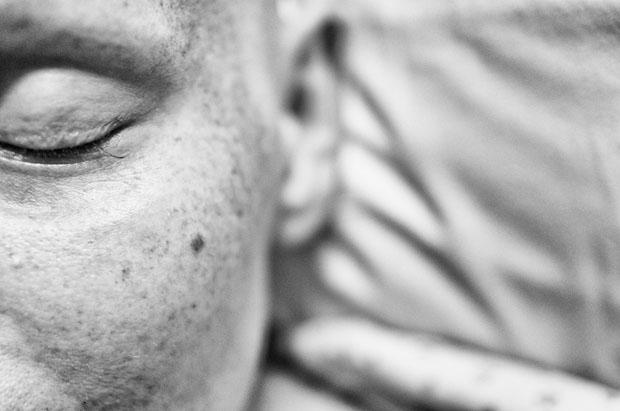 Jen's eyelashes, Angelo Merendino (2011)