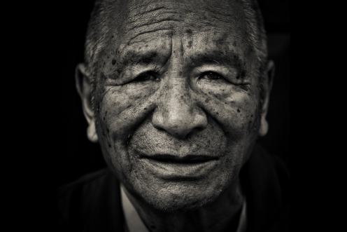 Tibetan-Monk-of-Swayambhunath-by-Zolashine
