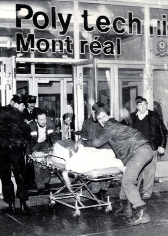 Tuerie de Polytechnique - 6 décembre 1989