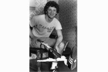Terry Fox, 1980
