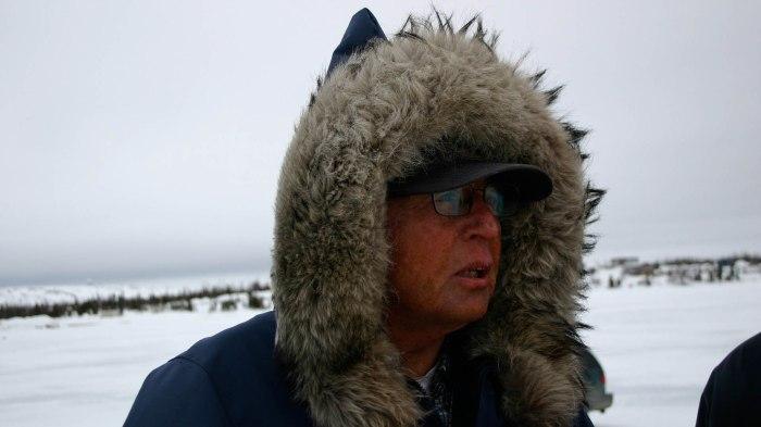 Johnny May, premier aviateur inuit du Nunavik