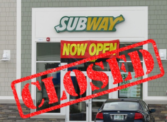 Subway - L'enfer secret des franchisés